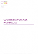 Courrier_Pharmacies