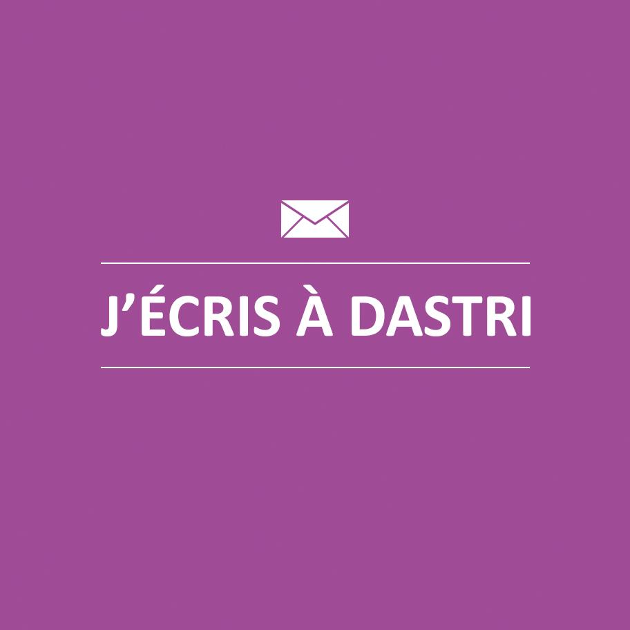 contacter dastri